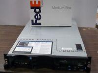 IBM e xSeries 346 884022U Server 2x3.2GHz 6GB Dual Power Supplies no drives