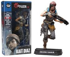 "Gears OF WAR Kait Diaz colore BLU Top 7"" figure McFarlane pre-ordine"