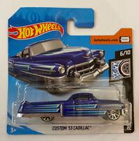 2020 Hotwheels Custom 53 Custom Cadillac Mint! MOC!