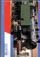 JOUEF HORNBY HO:187 2017 /18 CATALOGUE  EX COND