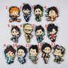Anime Haikyuu rubber Keychain Key Ring Race Straps cosplay
