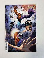 The Terrifics #23 Gabriel Hardman Variant Cover DC 2020
