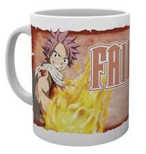 Fairy Tail Natsu 10oz Drinking Mug Anime Manga