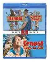 Ernest Goes to Camp/Ernest Goes to Jail -Mill Creek (Blu-ray Disc)-Jim Varney