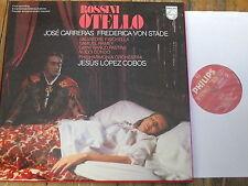 6769 023 Rossini Otello / Carreras etc. 3 LP box
