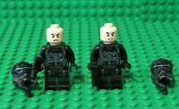 Lego First Order TIE Fighter Pilot 75101 Star Wars Minifigures Lot of 2