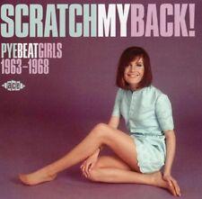 David Magnus - Scratch My Back! Pye Beat Girls 1963-1968