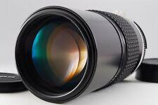 [ Near MINT ] Nikon  Ai-s  F/4 200mm MF Lens Free Shipping from Japan #6083
