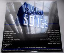 Million Performance Songs Motown Original Artists 1986 33rpm LP Promo Sealed