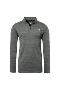New Under Armour Long Sleeve T-Shirt 1/3 Zip *please read description for sizes