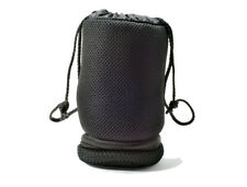 Kood XL Padded Camera Lens + Filter Pouch / Case - 90mm x 240mm (UK Stock)