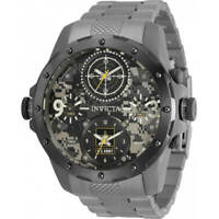 Invicta Men's Watch U.S. Army Chronograph Camouflage Dial Bracelet 32059