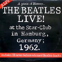 THE BEATLES ~ The Beatles Live! ~ 1977 UK 26-track 2xLP vinyl set ~ MINT VINYL!!