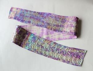 Color Shifting Snake Leather Snakeskin Hide Shoemaking Sewing Craft 2 Colors