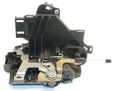 VW Golf Mk4 Door Catch Mechanism For Manual Locking Left Side Rear 3B4839015