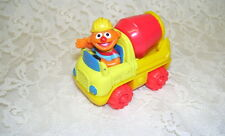 Cement Mixer with Sesame Street Ernie 1997 TYCO