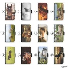 Hairyworm Horse Pony Deluxe PU Leather Phone Case For Sony Xperia, Experia