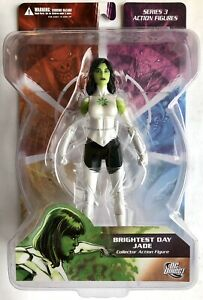 DC Direct Brighest Day Series 3 Jade Action Figure