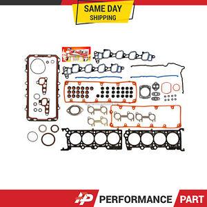 Full Gasket Set for Ford Mercury V8 4.6L Vin W, X SOHC 16V