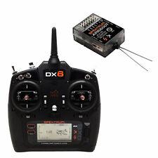 NEW Spektrum DX6 6-Channel DSMX Transmitter Gen 3 w/AR6600T Rx FREE US SHIP