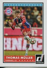 Donruss SOCCER 2015 BASE CARD #41 Thomas Muller