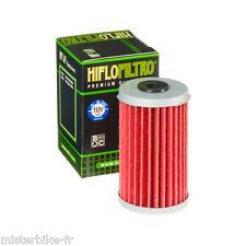 Filtre à huile Hiflofiltro HF169  Daelim VJ125 Roadwin / VL125 Daystar