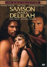 Bible Collection Samson and Delilah 0053939689723 With Dennis Hopper DVD