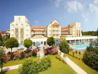 4 Tage Kurzreise 2P. HP im 4****S Hotel Marc Aurel Spa & Golf Resort Bad Gögging