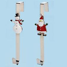 Christmas 38cm Character Wreath Hanger - Choose Design