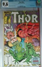 Thor #364 Cgc 9.6 White 1986 Thor becomes a Frog Walt Simonson see my other item