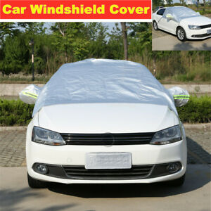 Car Windshield Snow Cover Anti-UV Ice Frost Guard Sunshade Protector 2.1*1.45M