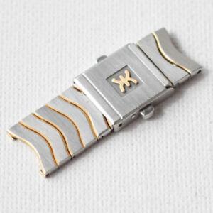 EBEL SPORT CLASSIQUE ARMBAND ERSATZGLIED GLIED LINK 10MM STAHL//GOLD VINTAGE