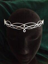 Handmade Medieval Wedding Circlet Tiara