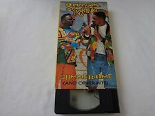 Vintage DJ Jazzy Jeff & The fresh Prince Summertime and other Hits VHS Tape