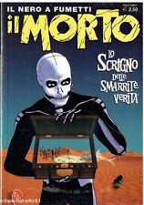 Fumetto Noir IL MORTO n.9