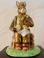 "Royal Doulton Bunnykins Figurine - ""Homeguard"" Db371"