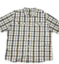 NWOT Mens Kathmandu Button Up Collared Shirt Size 2XL XXL FREE postage
