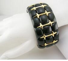 Wendy Williams Enamel Cuff Bracelet  Average