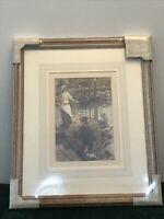 Manuscript Limited England, The Old Pier Steps Mousehole Stanhope Forbes Picture