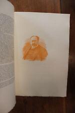 Docteur Teissier Figures Contemporaines Mariani Biographie 1911 1/25 ex. Rare