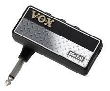 Vox amPlug 2 metal guitarras auriculares amplificador efecto dispositivo inalámbrico batería