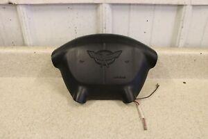 1999 2004 Chevrolet Corvette C5 Driver Wheel Airbag OEM GM Black Z06 99 04