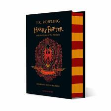 Harry Potter and the Order of the Phoenix Gryffindor Edition Rowling Hardcover