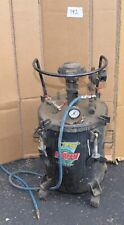 Pressure Pot paint spray tank 5 gallon vacuum chamber industrial tool Pp1