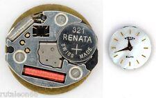ROTARY  original quartz watch movement eta 901.005  UNTESTED   (3016)