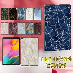 Fit Samsung Galaxy Tab A 8.0 (2019) T290 T295 Tablet Hard Shell Case Cover + Pen