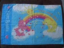 Care Bears Vintage Pillow Case