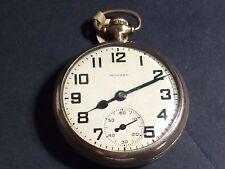E Howard 16s 19j Series 5  Working Pocket Watch