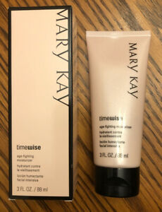 NEW IN BOX Mary Kay TimeWise Age-Fighting Moisturizer Normal to dry