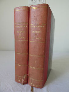 Hercule STRAUS-DURCKHEIM Théologie de la nature 1852 Edition original 2 Vol